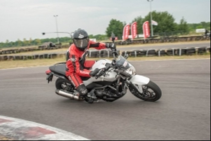 Honda NC 700S Honda Fun Safety