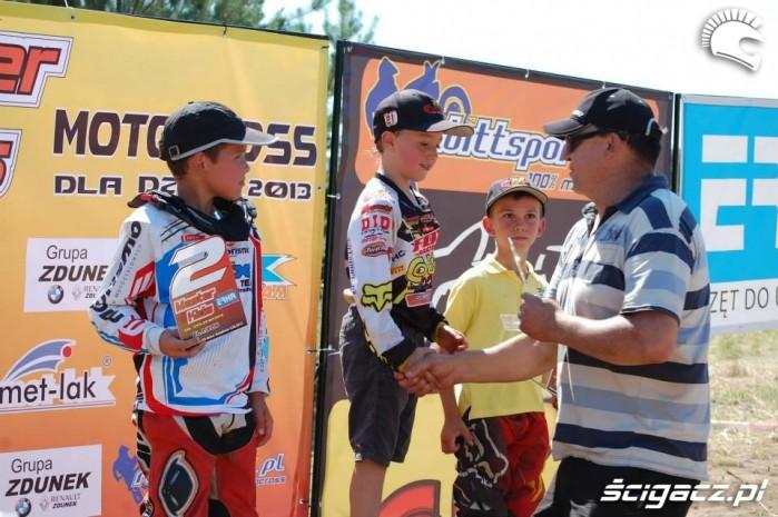 Master Kids Golebiewo podium