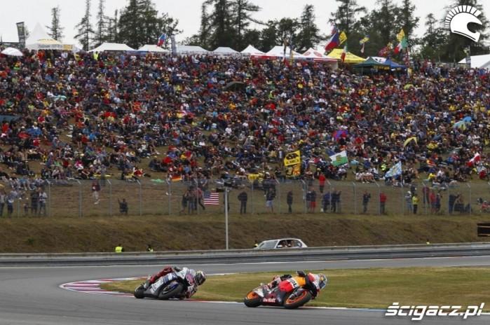 kibice MotoGP brno 2012