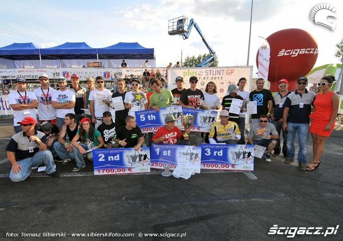 Finalisci Stunt GP 2013