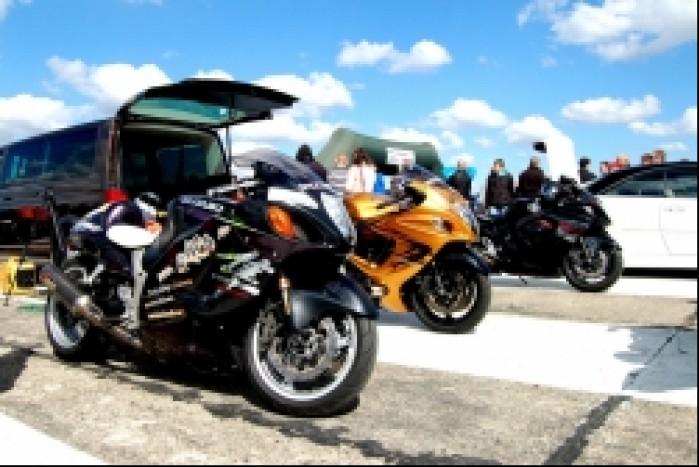 motocykle startowe