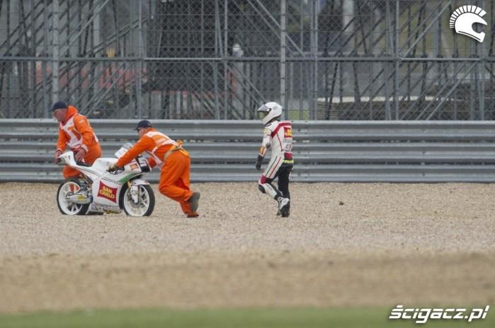 Crash GP Silvestone 2013