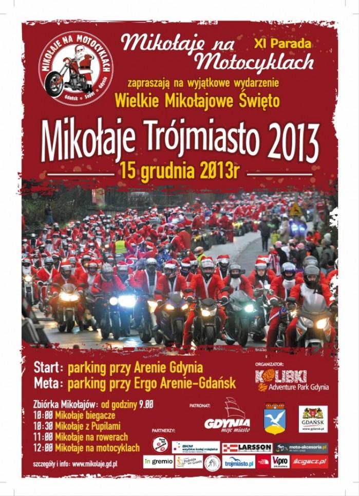 plakat mikolaje 2013