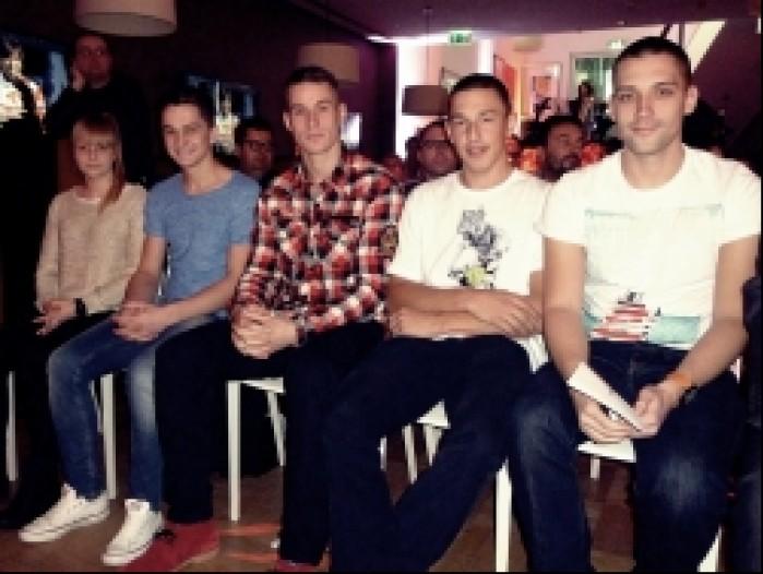 Mlodzi zawodnicy Akademia Orlen