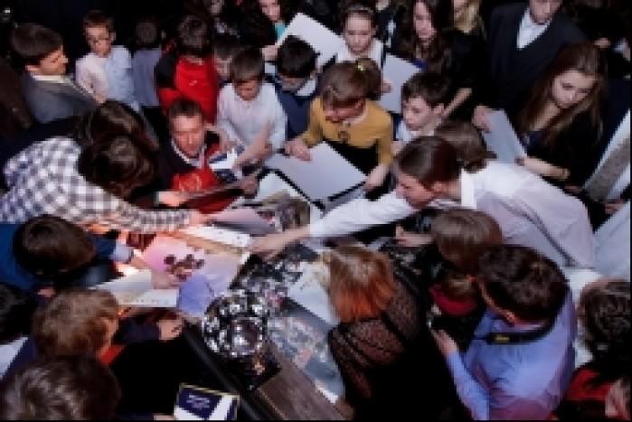 Rafal Sonik autografy