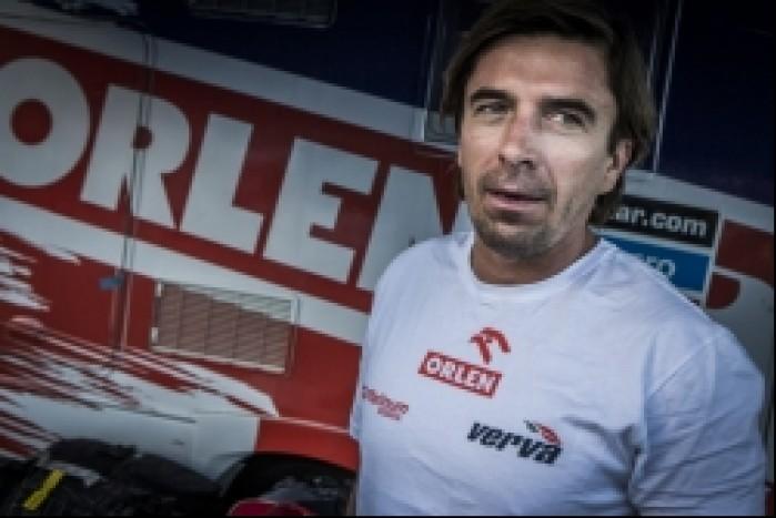 Dabrowski Etap 2 Dakar 2014