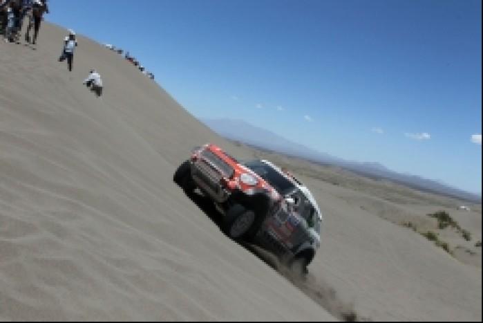 Etap 2 Dakar 2014 Holowczyc