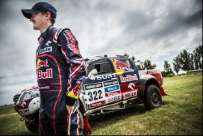 Malysz Etap 2 Dakar 2014