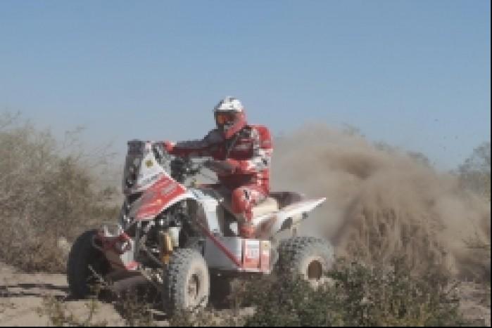 Rafal Sonik Etap 2 Dakar 2014