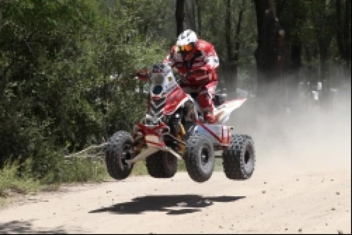 Sonik Etap 2 Dakar 2014