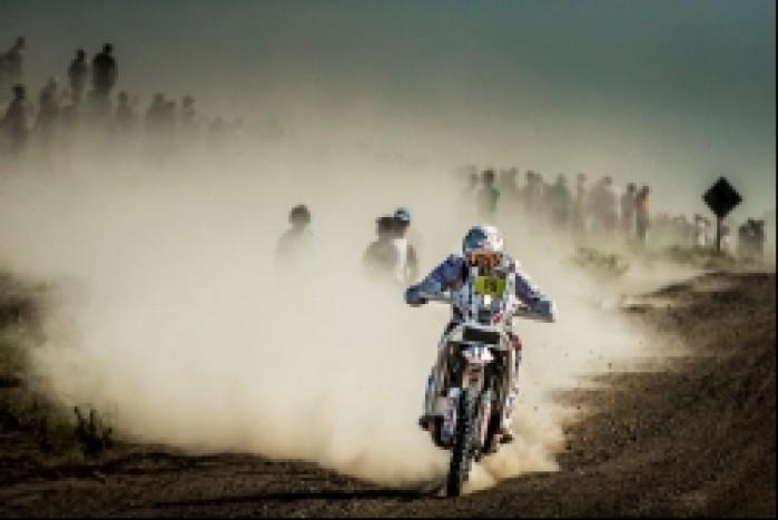 Kuba Przygonski Etap 3 Dakar 2014
