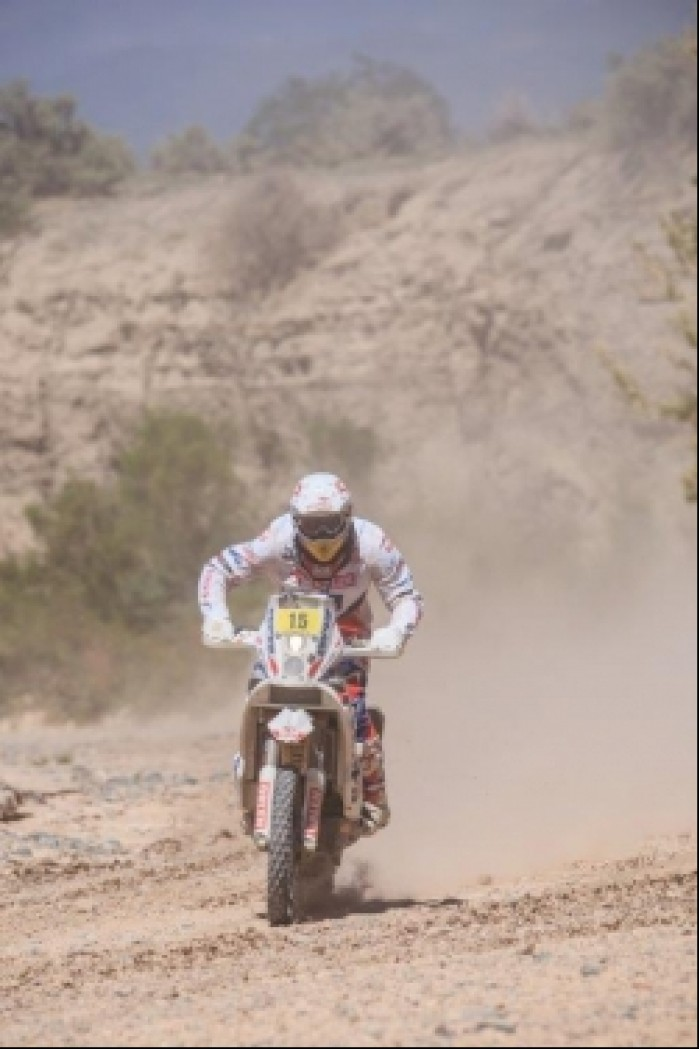 Dzien 4 Kuba Przygonski Dakar 2014