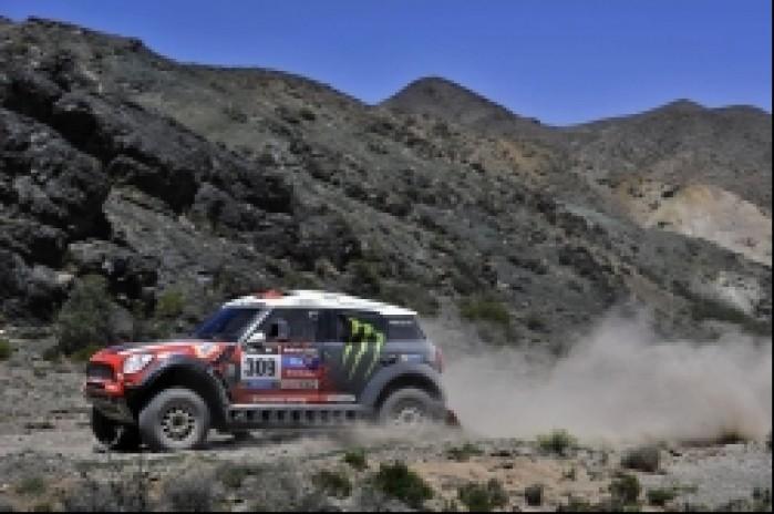 Holowczyc Dakar 2014 Dzien 4