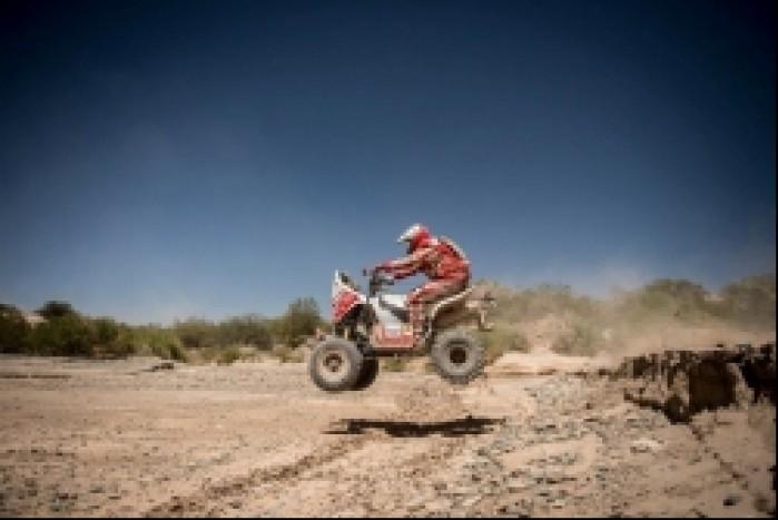 Rafal Sonik Dakar 2014 Etap4