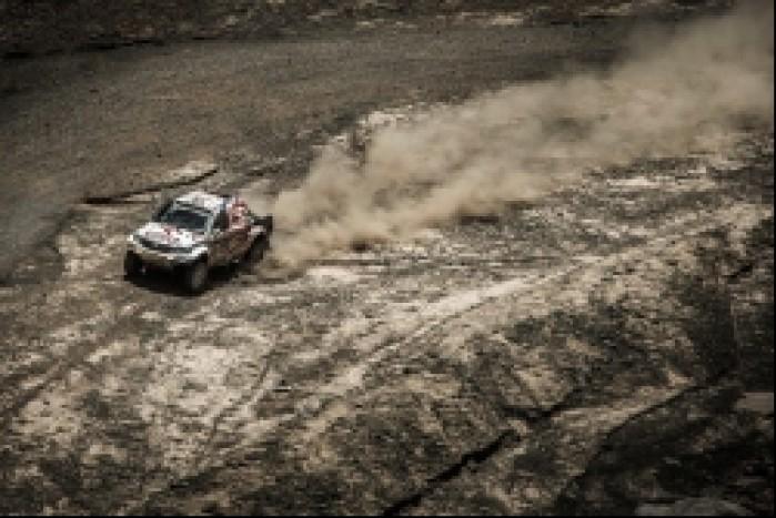 Czachor Dabrowski Dakar 2014