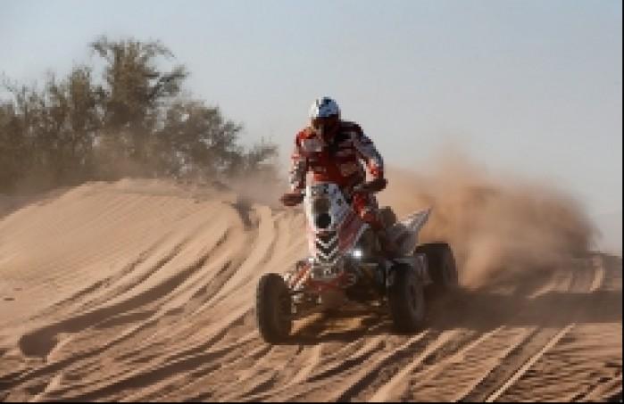 Rafal Sonik Dakar Etap 6