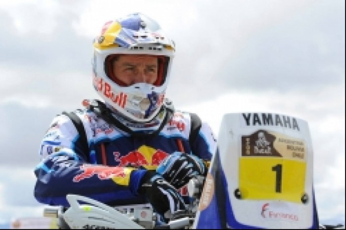 Dakar 2014 etap 8 Despres
