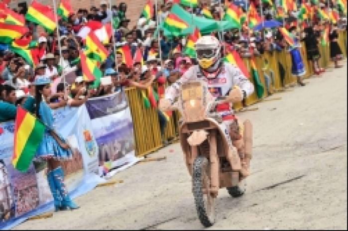 Dakar 2014 etap 8 Kuba Przygonski