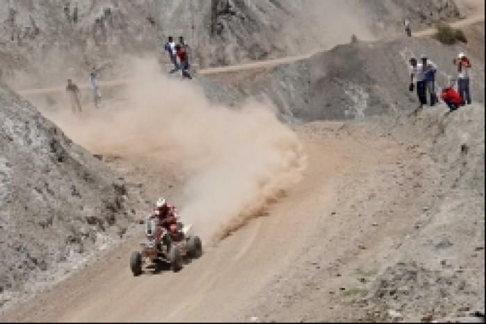 Dakar 2014 etap 8 Rafa Sonik