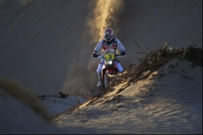 Dakar 2014 etap 8 joan barreda