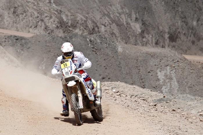 Etap 9 Dakar 2014 Przygonski