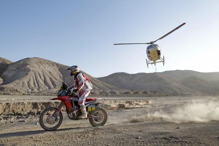 Etap 9 Dakar 2014 rodrigues
