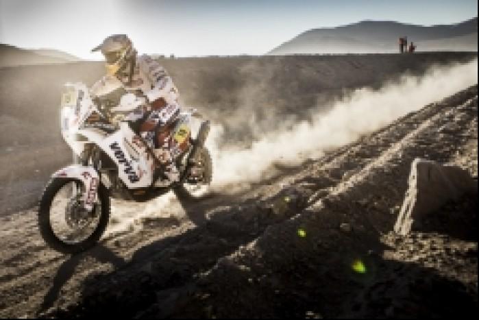 Kuba Przygonski Orlen Team Dakar