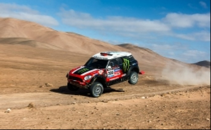 Dakar 2014 etap 11 Holowczyc