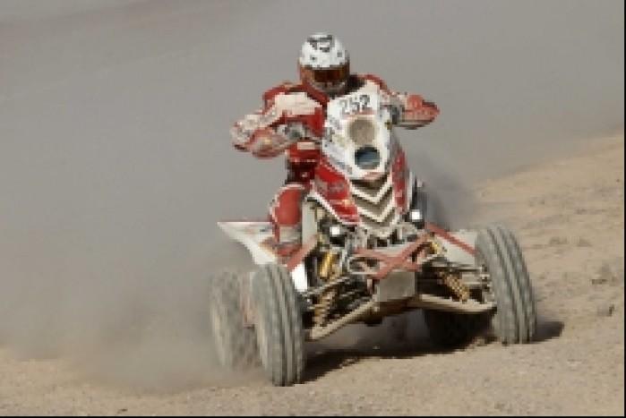 Dakar 2014 etap 11 Sonik