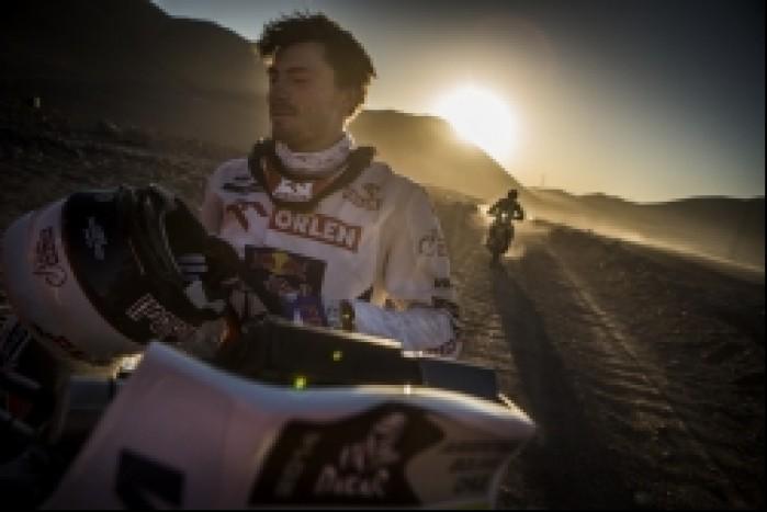 Dakar 2014 etap 12 Kuba