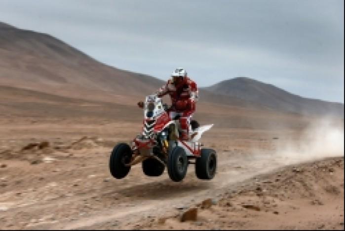 Dakar 2014 etap 12 Sonik