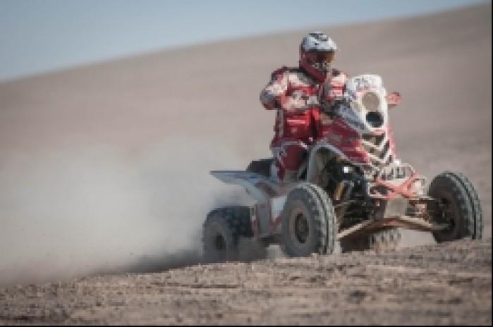 Rafal Sonik Dakar 2014 etap 12