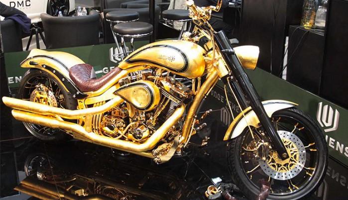 golden custom