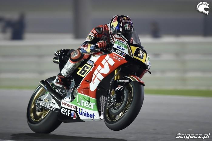 Stefan Bradl Testy Katar 2014