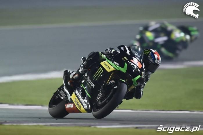 Testy Katar 2014 Yamaha