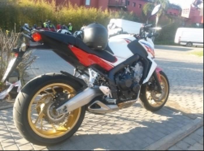 Nowa Honda CB650F