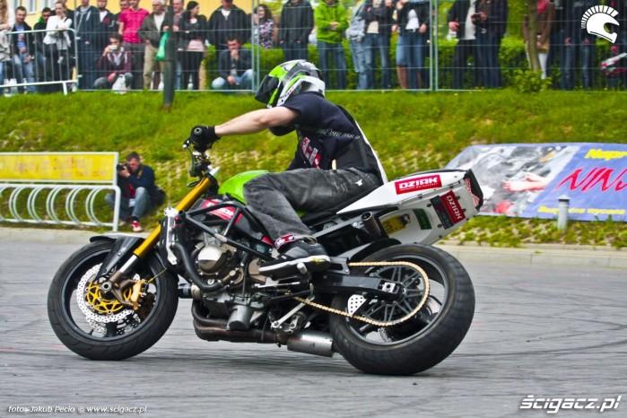 Kamil FRS drift Moto Show 2014