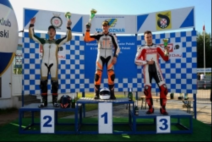 podium Superstock 1000 WMMP Poznan