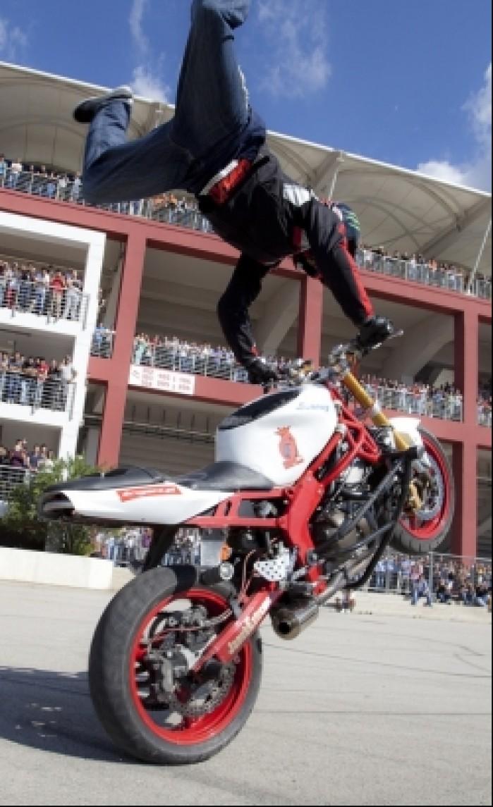 Stunter13 high jump air