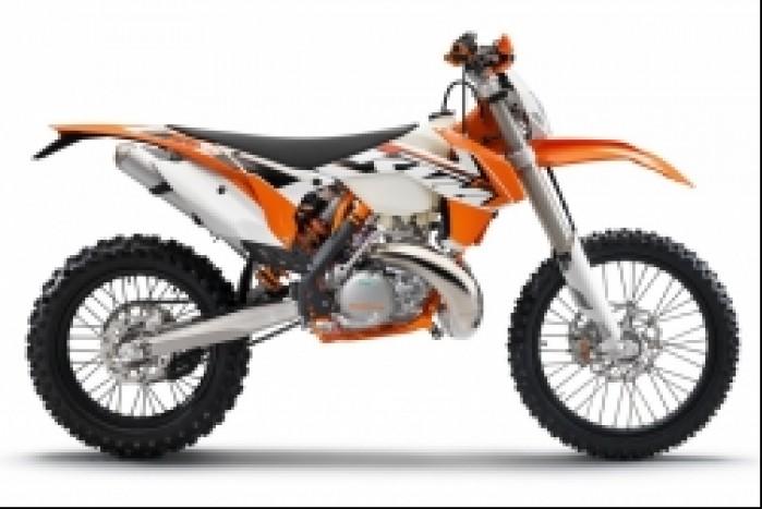 KTM 250 EXC 2015