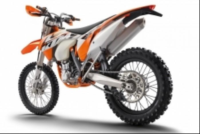 KTM 500 EXC 2015