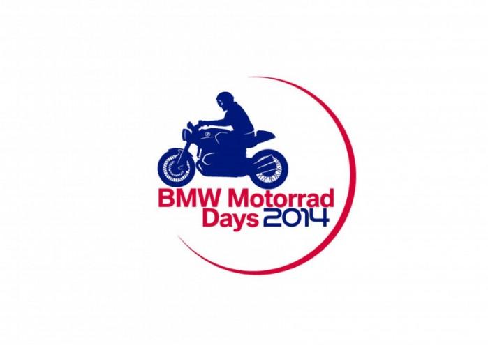 BMW Motorrad Days 2014 logo