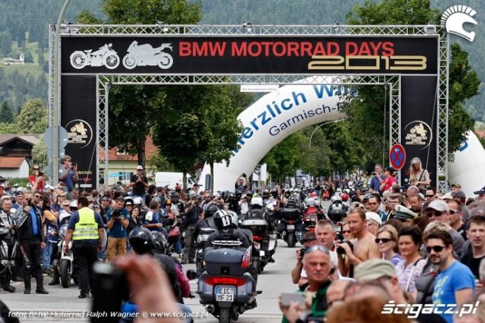 Parada motocykli