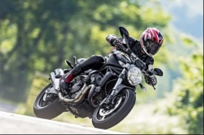 Ducati Monster 821 czarny
