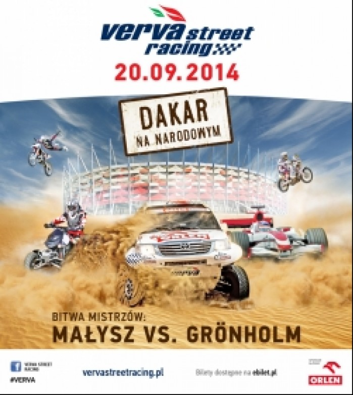2014 Dakar na Narodowym