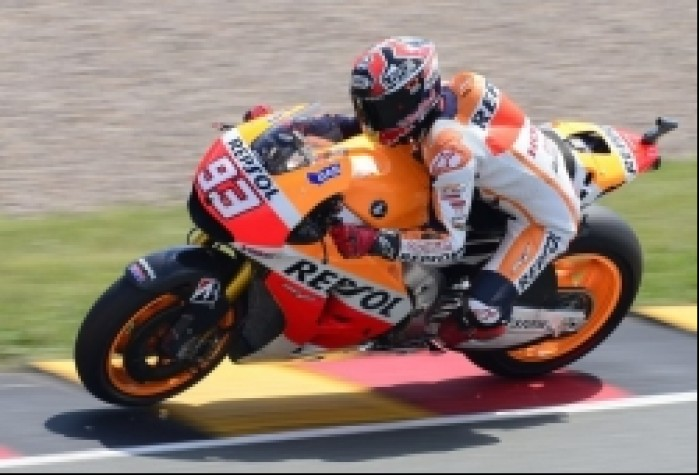 Marquez sachsenring motogp 2014