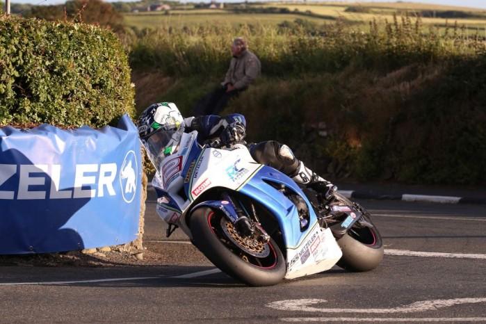 Dean Harrison rc express superbike