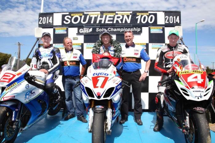 podium Southern 100