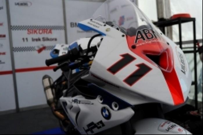 motocykl Irka Sikory
