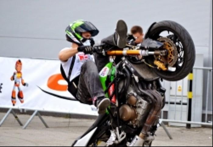 FRS stunt